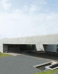 Spasm design architecture the house cast in liquid stone also rh pinterest