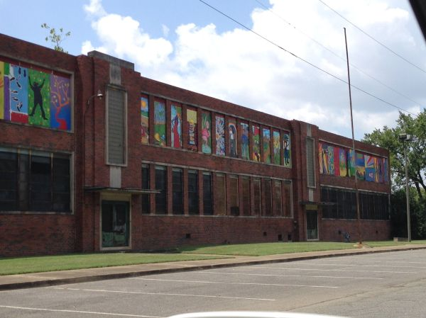 Murals Added Shields Conference Center Children And Staff Birmingham