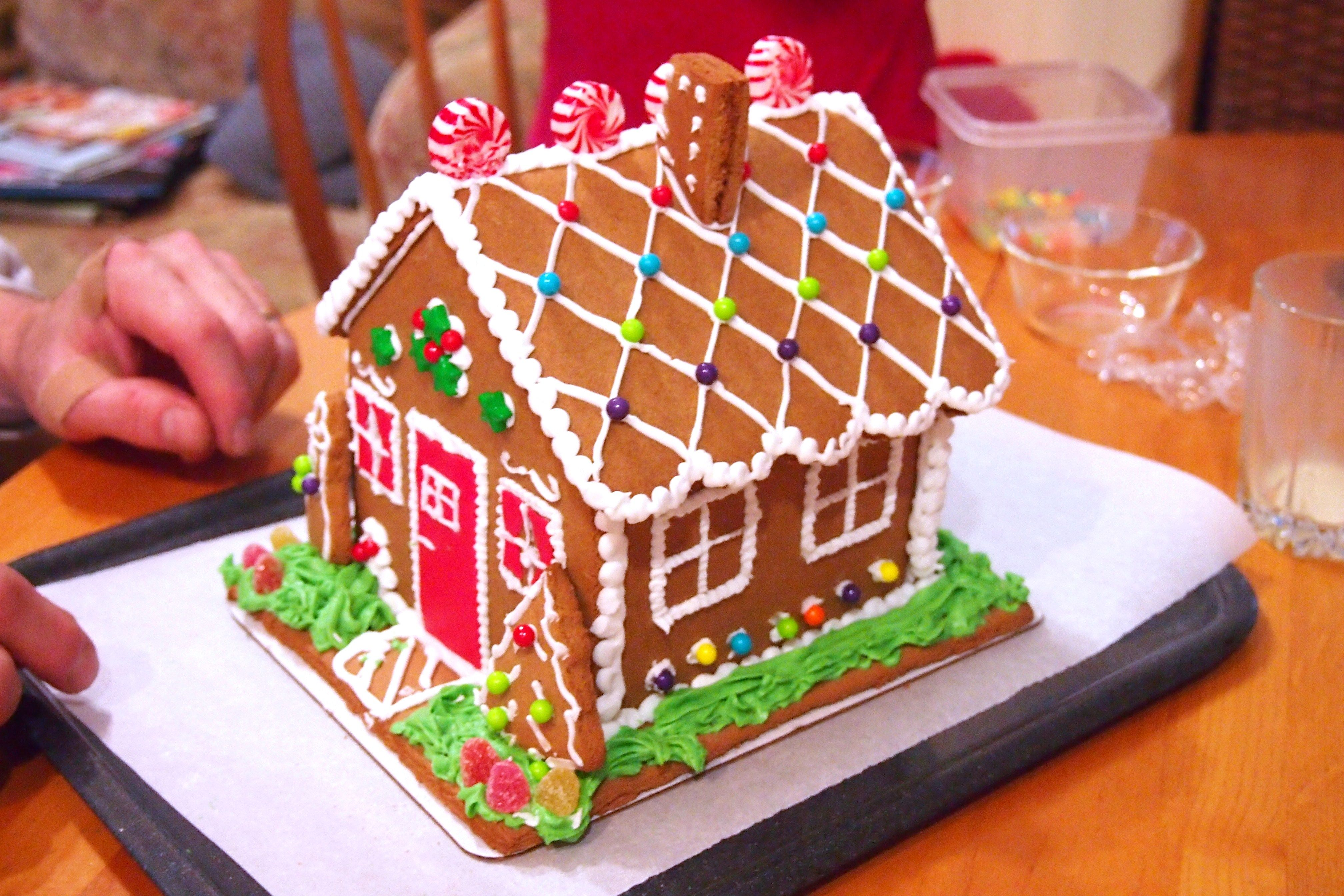 Gingerbread Design House – Idea Home And House