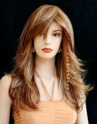 Long Layered Hairstyles With Bangs : Simple Hairstyle ...