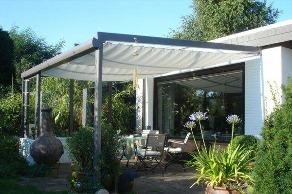 Überdachte Terrasse 50 Top Ideen Für Terrassenüberdachung