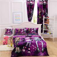 Monster High Bed Cover Monster High Bedding Set For Kids ...
