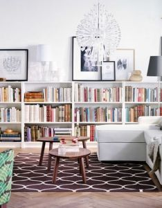 Interior designers and homeowners alike love ikea   affordable decor simple storage solution ideas how many of their most popular products have you also the billy bookshelf is an inexpensive easy to make classic piece rh pinterest