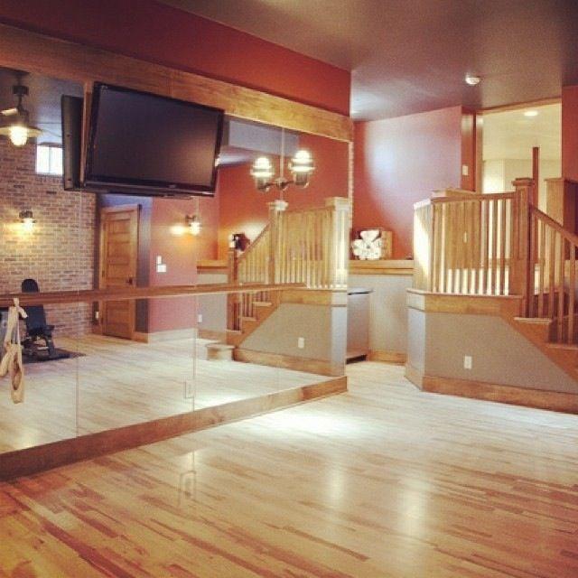 A Dream Home Dance Studio! Dance Pinterest Dance Studio