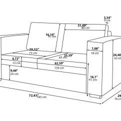 3 Seater Sofa Standard Length Disney Flip Bed Leather Helsinki Beige Projetos
