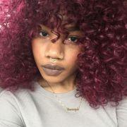 cherry cola curly hair - google