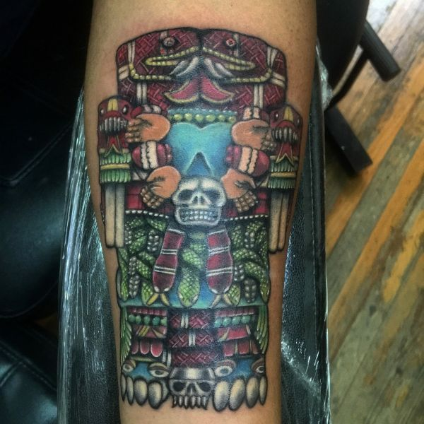 20 Tatuajes Hecho En Mexico Pictures And Ideas On Meta Networks