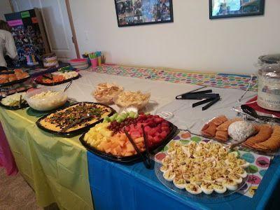 College Graduation Party Ideas Food Graduation Party Food Ideas