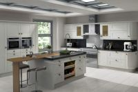 Linwood Lamp Room Grey Kitchens