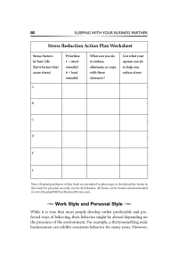 Coping with Stress Worksheets - Bing Images | Stress ...