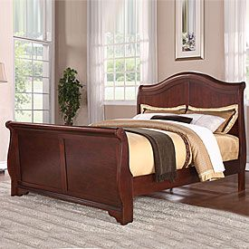 Henry Complete Queen Bed At Lots