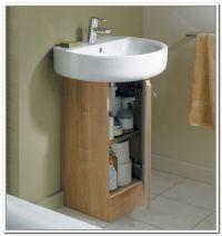 Under Sink Storage For Pedestal Sinks | Home Design Ideas ...