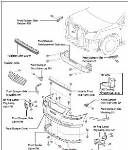 Toyota Tundra Parts Diagram Pdf
