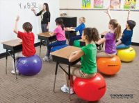 Classroom Stability Ball Chair Packs