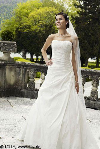 Lilly Brautkleid Kleid Pinterest Brautkleider Ehe Und Spitze