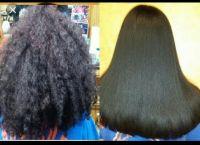 Chemical relaxer | Hair Straighteners | Pinterest ...