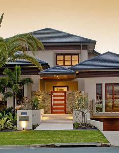Fachadas de casas also the best images about villa with roof on pinterest house rh uk