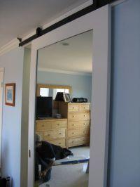 Sliding Barn Door Mirror | Barn Door in Belmont | Stuff to ...