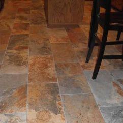 Home Depot Kitchen Floor Tiles Rolling Island With Seating - Vita Elegante Ardesia 12 X 24 Porcelain ...