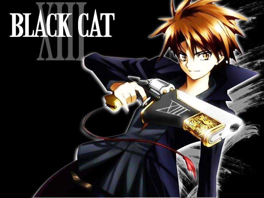 black cat anime | black cat anime #12 | anime wallpaper show