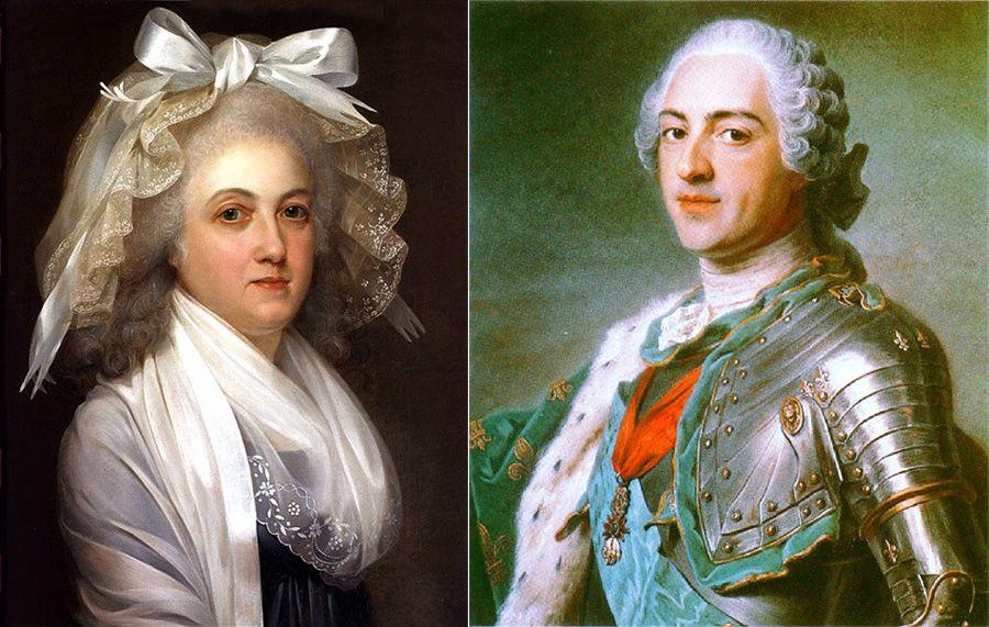 Louis Marie Louis Antoinette Xvi France And