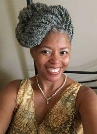 Loving me | Natural Hair Style Braids | Pinterest | Gray ...