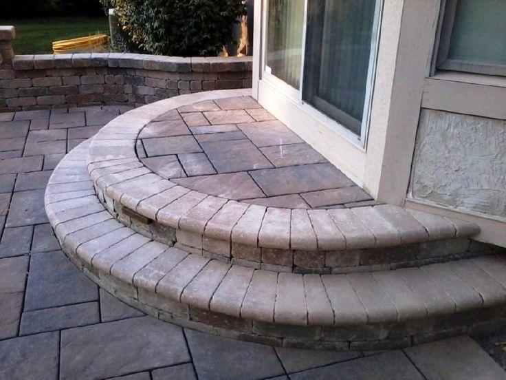 unilock patio designs beacon hill flagstone  Google