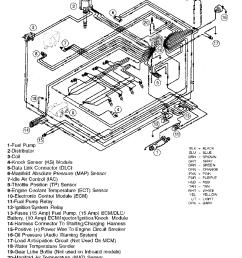 mercruiser exhaust diagram [ 953 x 1200 Pixel ]