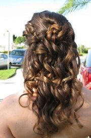 homecoming hairstyles ideas
