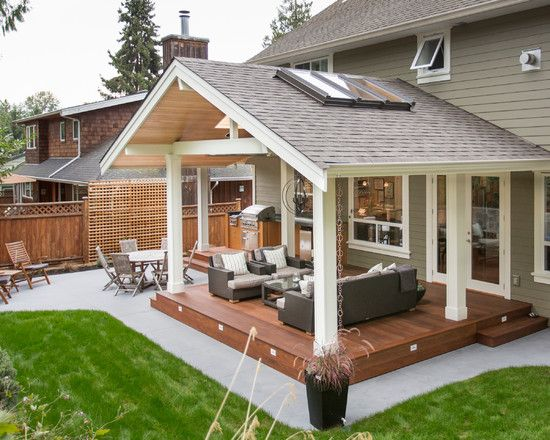 Best 25 Covered patio design ideas on Pinterest  Outdoor