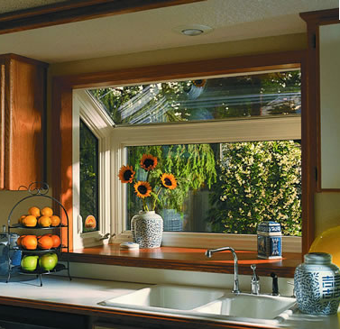 greenhouse windows for kitchen  Replace your window with
