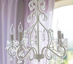 Baby Chandeliers Nursery Pottery Barn Kids