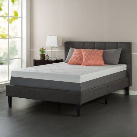Used Better Homes And Gardens 12 Inch Gel Infused Memory Foam Mattress Multiple Sizes