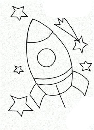 Malvorlagen Rakete ausdrucken 2 Schultüte Pinterest