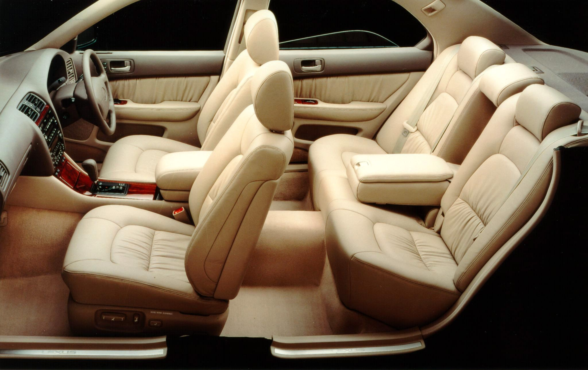 2000 Lexus Ls400 Specs New Cars Used Cars Car Reviews and Pricing