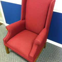 Cathedral Chairs Rolling Desk Chair Pulpit Wingback Church Worshipchairs