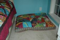 AMH quilted patchwork dog bed | | Pinterest | Dog beds ...