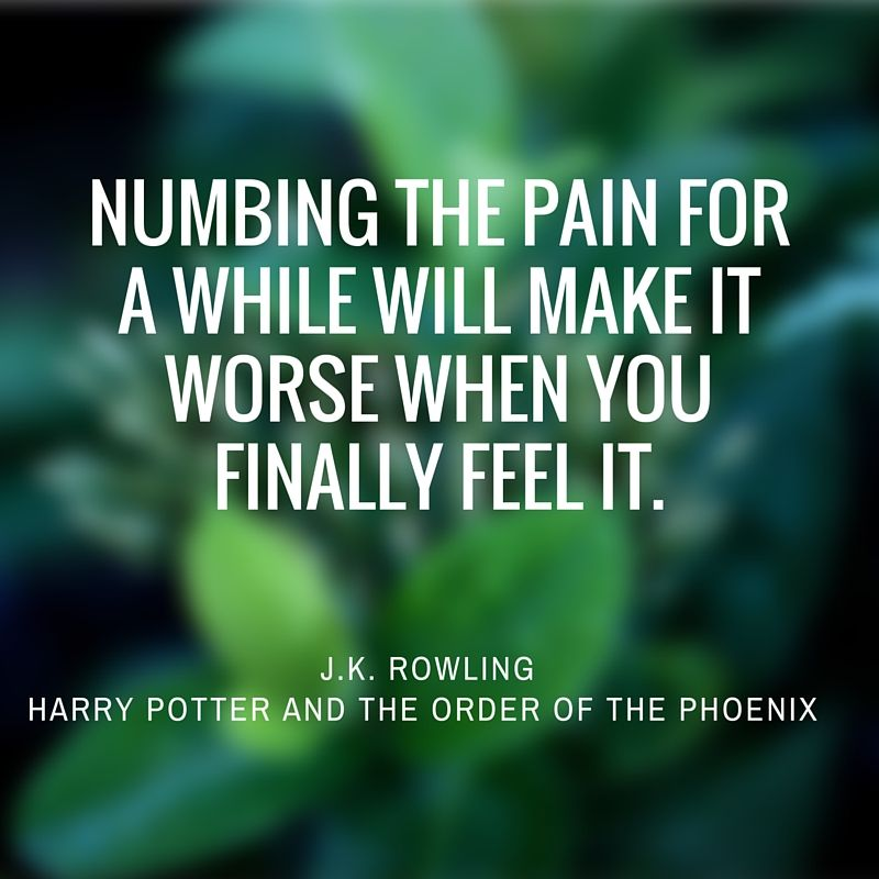 Death About Harry Potter Quotes