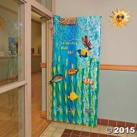 Under the Sea Door Decoration Idea | SonTreasure Island ...