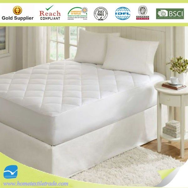 Mattress Solid Color Waterproof Cover