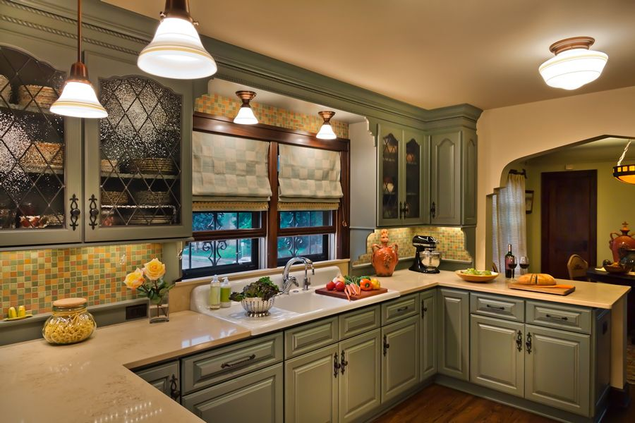 Partners 4 Design: Traditional Kitchen