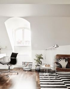 Scandinavian work space minimalist without being boring also home rh pinterest