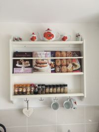 Ikea Stenstorp plate shelf