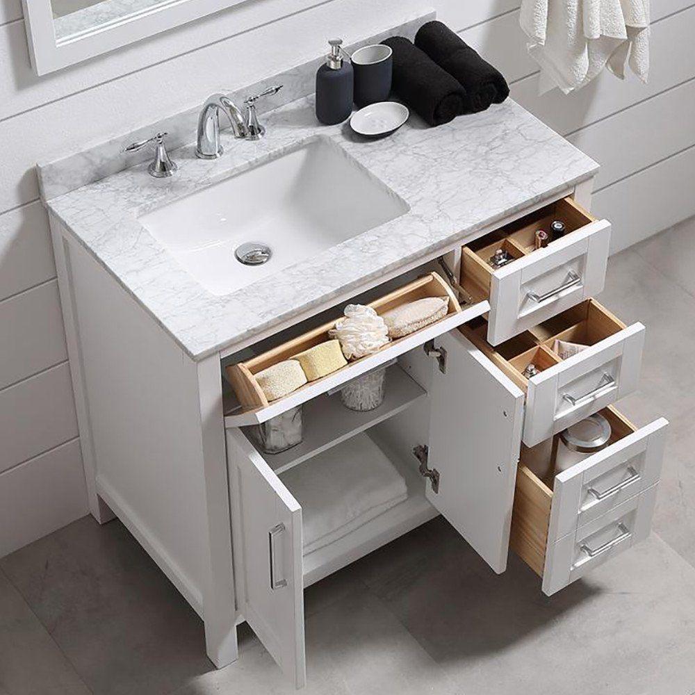 Best 25 Vanity for small bathroom ideas on Pinterest