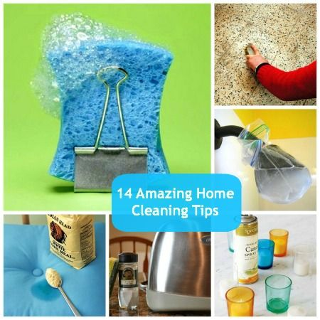 14 Household Cleaning Tips That Will Blow Your Mind How To
