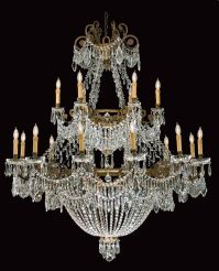 Best 25+ Antique chandelier ideas on Pinterest