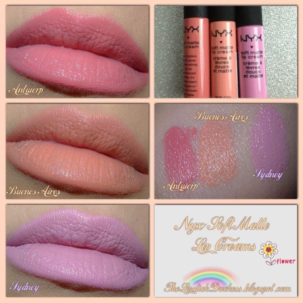 the lipstick duchess nyx soft matte lip creams review and