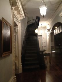 Haunted Stairway Of Hull House In Chicago Houses