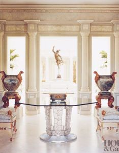 Michael simon interiors inc this is glamorous also barvy byt pinterest crystal sconce marble wall rh