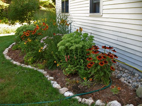 Landscaping Ideas With Rock Edging Landscaping Ideas Stone
